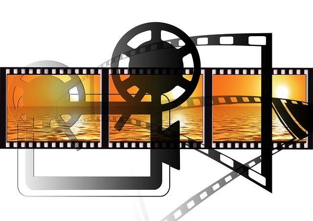 projector, movie projector, cinema